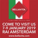 Bellavita Expo Amsterdam 2019