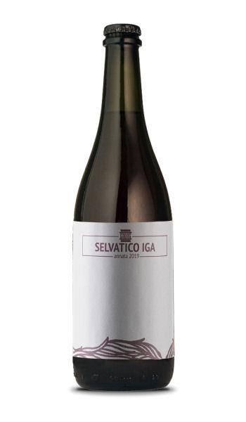 Birra Selvatico Iga con mosto Lacrima Morro d' Alba
