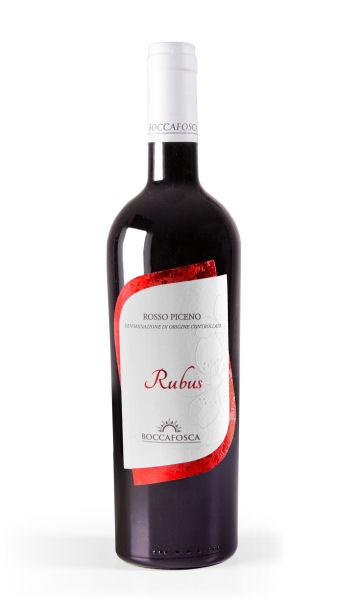 Rubus, vino Rosso Piceno